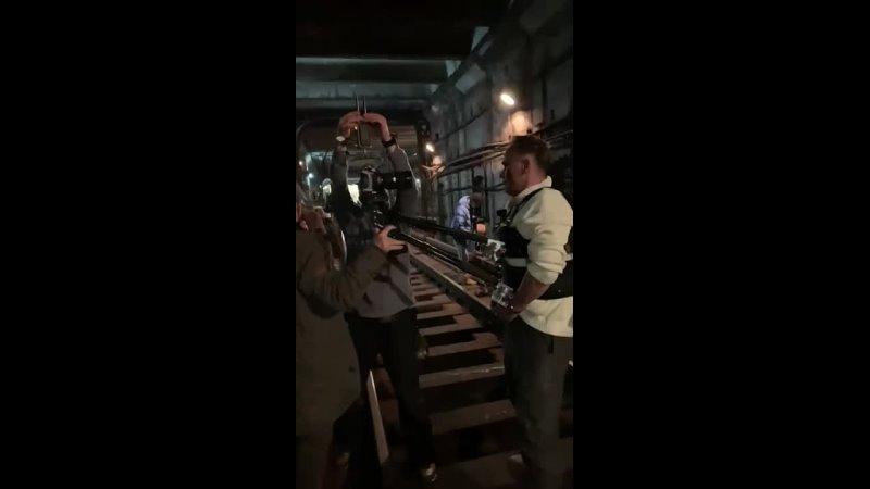 Склифосовский 9 сезон бэкстейдж 1