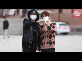 [210222] STAR PLUS | SBS Power FM «Park So Hyun's Love Game» (Jangjun & Joochan)