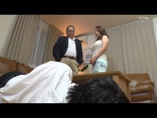 Oda Mako [JavCube, Японское порно вк, new Japan Porno, English subbed MEYD-449 Big tits Incest