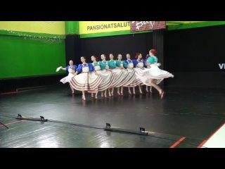 Студия танца «Эдельвейс» в проекте «Танцевальная деревня»