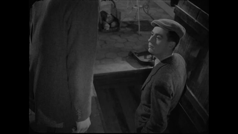Одетт Жуайё в фильме Сильви и призрак Мелодрама комедия фэнтези Франция 1946