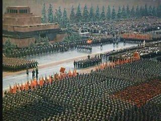 Парад Победы 24 июня 1945 года (цветной)