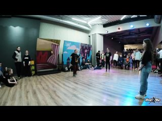 Hip-Hop Kids, Pro, 1/4, Менжус Полина vs Лунегова Рита vs Дудорова Даша