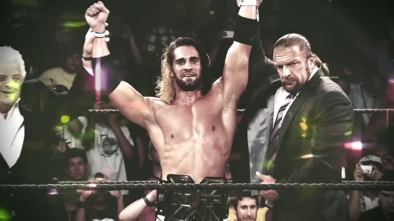 The Kingslayer - Seth Rollins