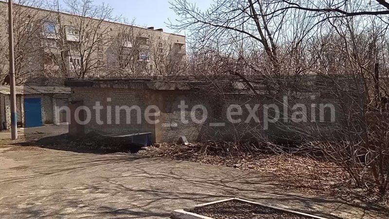 Стрельба и взрывы на окраине Донецка 2 апреля 2021