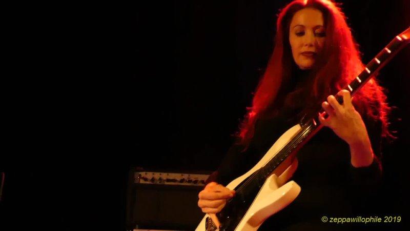 Gretchen Menn Trio💗😴 Metal (The Chapel SF - 11 6 19)