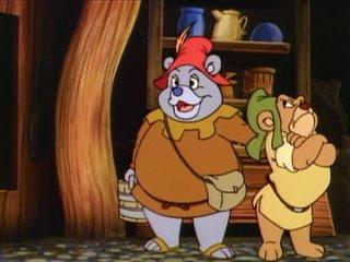Приключения мишек Гамми | Adventures of the Gummi Bears - Мое Королевство для пирога (4 Серия, 5 Сезон)