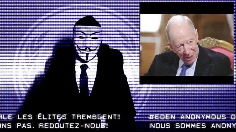 Eden Anonymous - L'histoire cachée de la Mafia Khazare PART 1 2020 !