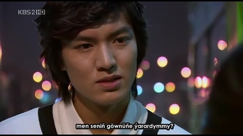 TurkmenFan A T Smth happen to my heart OST F4 TKM SUB