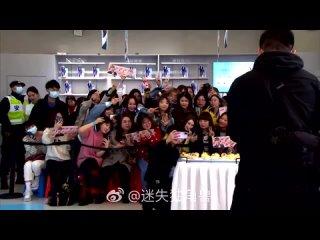 210321 —  Цай Сюйкунь на мероприятиии VIVO в Ханчжоу.