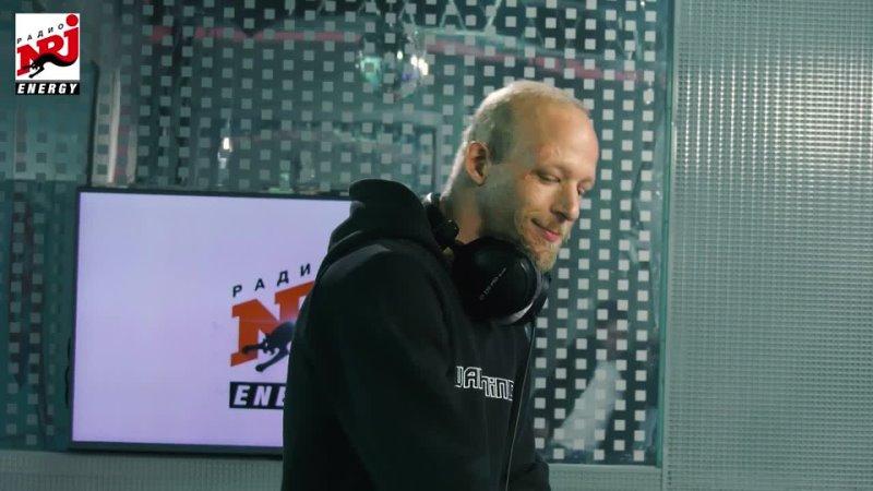 Boris Brejcha Live at Радио ENERGY NRG Radio Studio