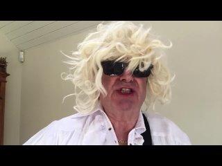 Chris de Burgh's Tik Tok debut