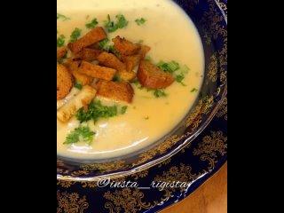 🍴СЫРНЫЙ СУП #суп #первые_блюда📋 ИНГРЕДИЕНТЫ:Морковь 1 штПлавленый сыр 200 гТвердый сыр 50-100 гКартофель 300 гЗелень 20