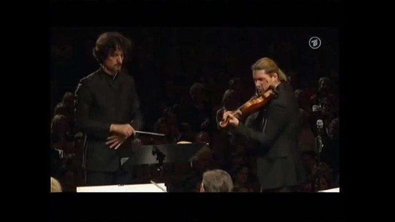 LUDWIG VAN BEETHOVEN Violinkonzert D Dur op 61