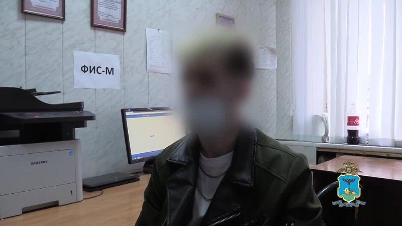 В Белгороде сотрудники ГИБДД установили водителя устроившего ночные гонки по выделенной полосе