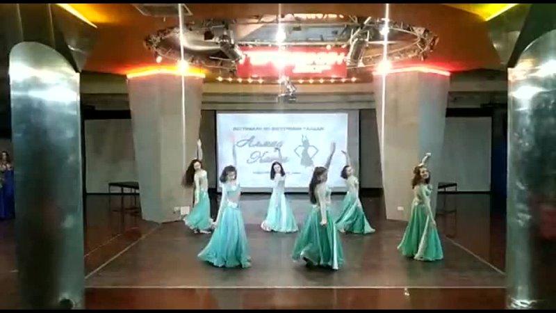 Восточный Вальс СВТ АИША рук ль Кузнецова Татьяна постановка Гумаровой К