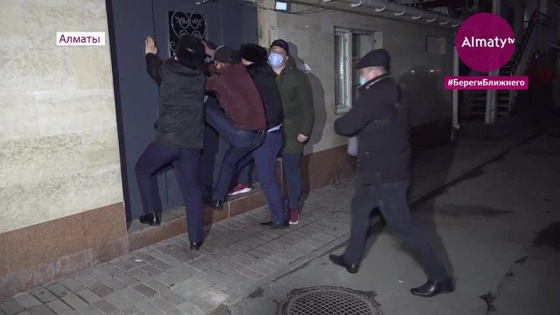 Король Казахстана Кайрат Нуртас ДЕРЗКИЙ ПОБЕГ
