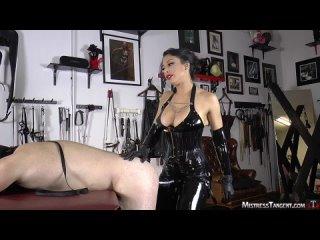 Mistress Tangent - Toy Time [Leather Femdom Mistress Anal БДСМ Strapon Latex Фемдом BDSM Bondage Госпожа]