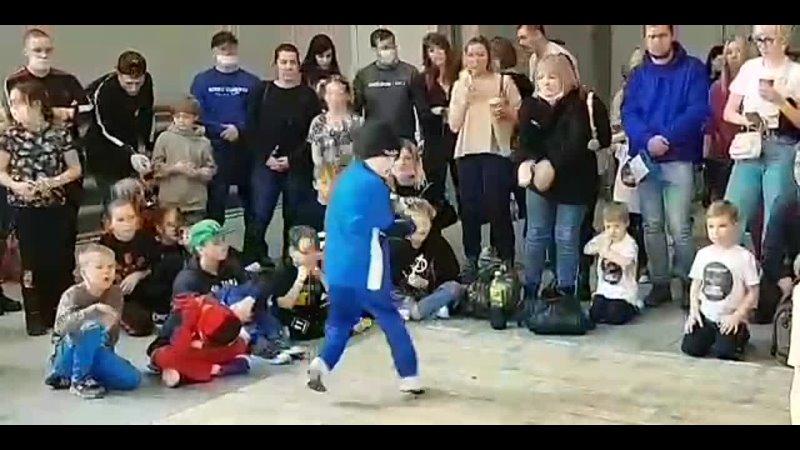 Брейкинг Даня I ТЕРРИТОРИЯ ТАНЦА Кунгур