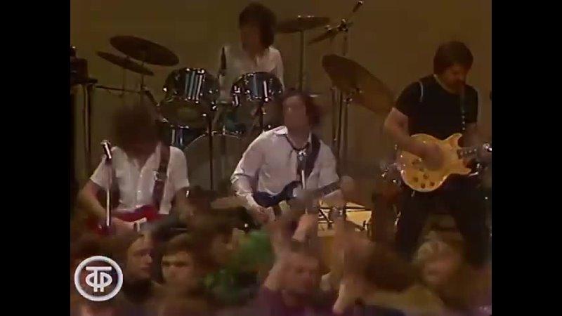 Группа Воскресение Все сначала 1982 год