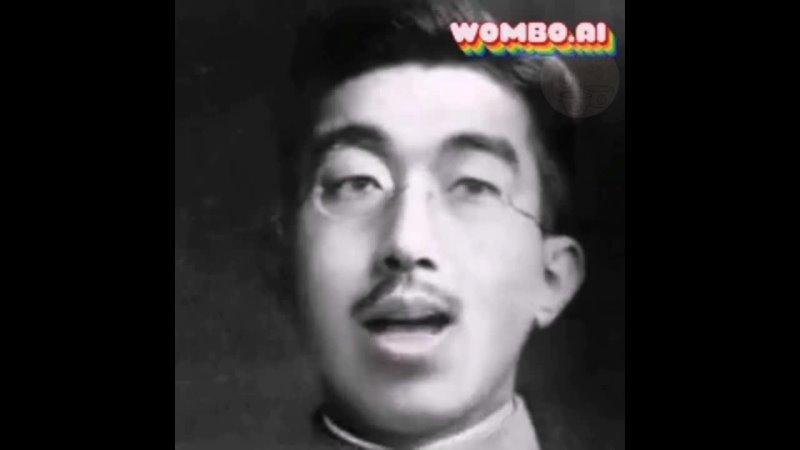 Hirohito don't judge me no more Vanilla sake