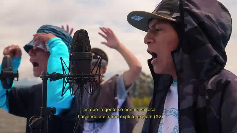 BoomBapKillaz - Sumay Nin, El JHS, Sdon Gatto, Don Crack, Amahury, PKDR, Zakeo - Rap Kichwa