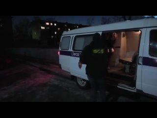ФСБ показала кадры задержания и допроса украинца, подозреваемого в подготовке теракта.