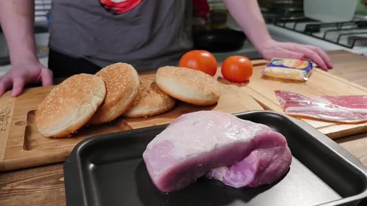 [oblomoff] Рецепт божественного домашнего гамбургера