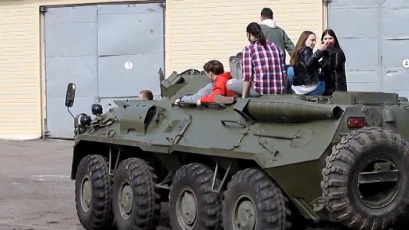 Как на танке по Берлину захватывающие мгновения недавней экскурсии