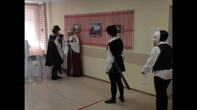 РИ Прощай Виктория Серия 1 Театральный Часть первая