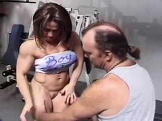 Vintage body builder - Woman, Vintage Female  Bbw, Fetish, big boobs tits ass babe latina muscle good hard fuck sex blowjob Porn