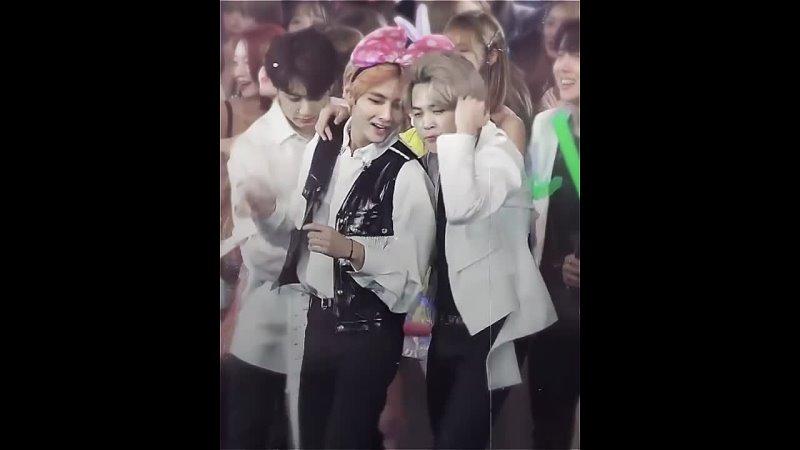 BTS vine ▸ Kim Taehyung V x Park Jimin ▸ vmin