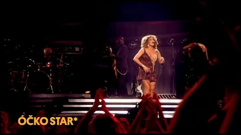 Tina Turner The best Live OCKO STAR