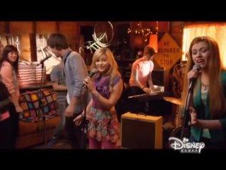 Olivia Holt. Luke Benward Katherine Mcnamara - Had Me At Hello (Канал Disney)