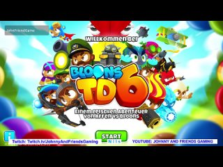 Jetzt live: Community Gaming + Bloons Tower Defence   Mit Nils