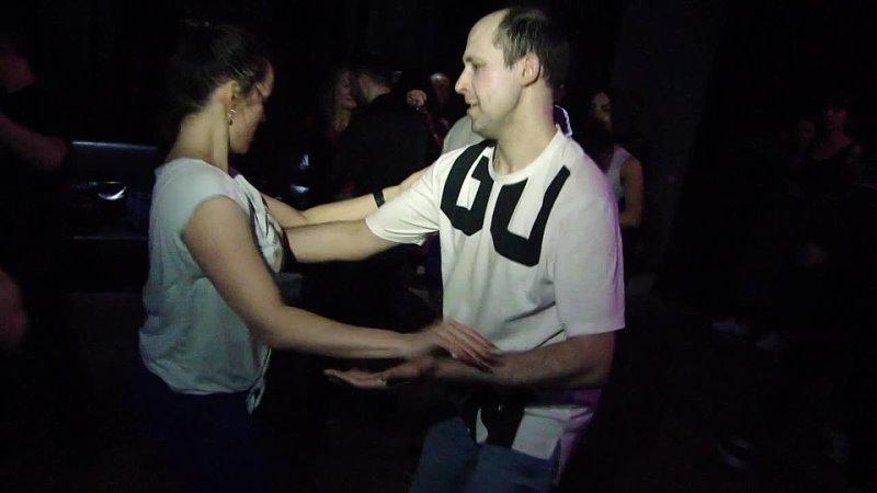 Tim MEGA Party 28.03.21 г. Алексей Саньков и Елена Белкина - бачата