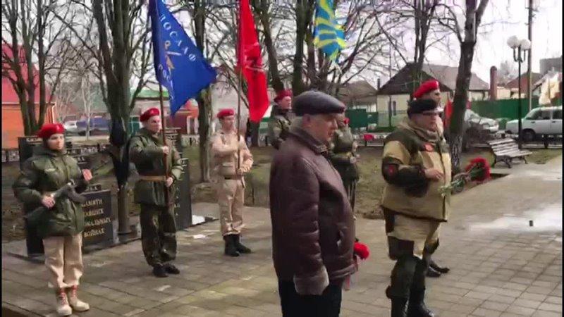 Автопробег Крымск Полтавская Приморско Ахтарск