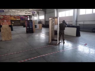 Трудная мишень(ПРК «ОСА» vs S. A. T. SCOUTS)