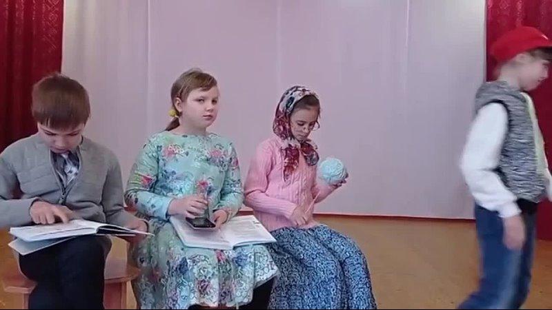 Фантазеры Сценка Домашнее задание online video