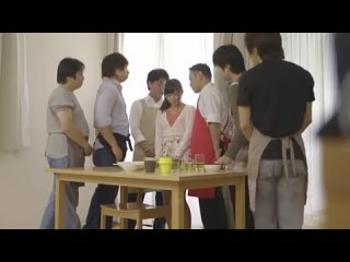 Japanese wife gangbang 30