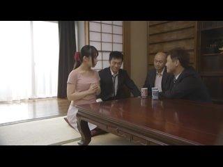 Japanese wife gangbang 32