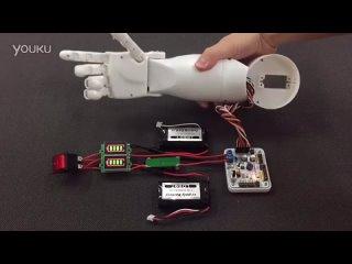 Специальная бионическая рука