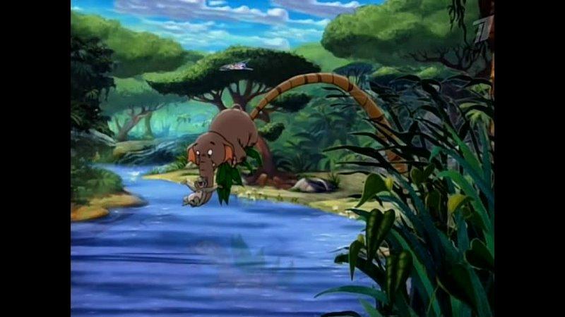 Детёныши джунглей 1 канал песня