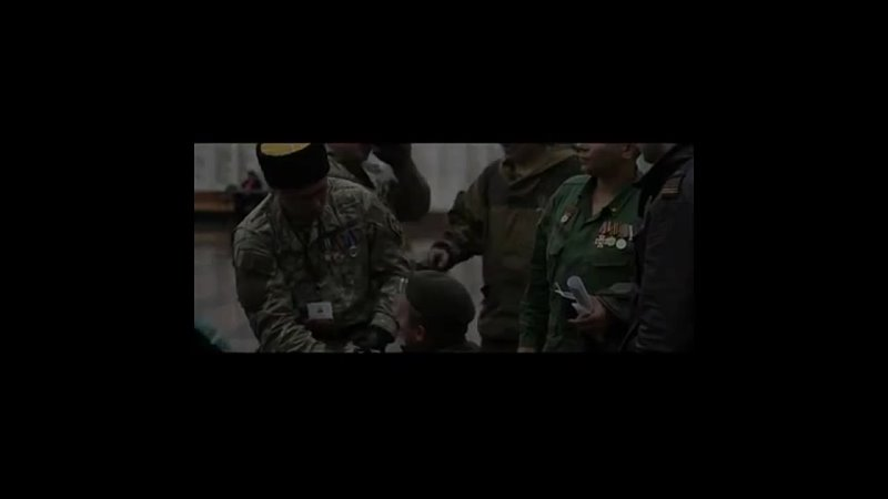 Артём Сычёв Доброволец Клип Песня про Донбасс 480p mp4