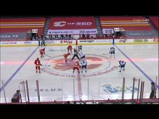NHL Regular Season 2020-2021 Winnipeg Jets vs Calgary Flames