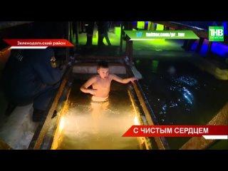 Митрополит Казанский и Татарстанский Кирилл провёл в Раифском монастыре праздничную ночную службу