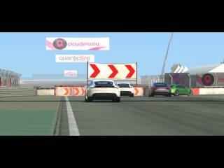 Porsche Taycan Turbo S Dubai Autodrome