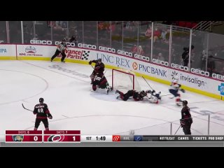 Nedeljkovic's third NHL shutout Apr 8, 2021