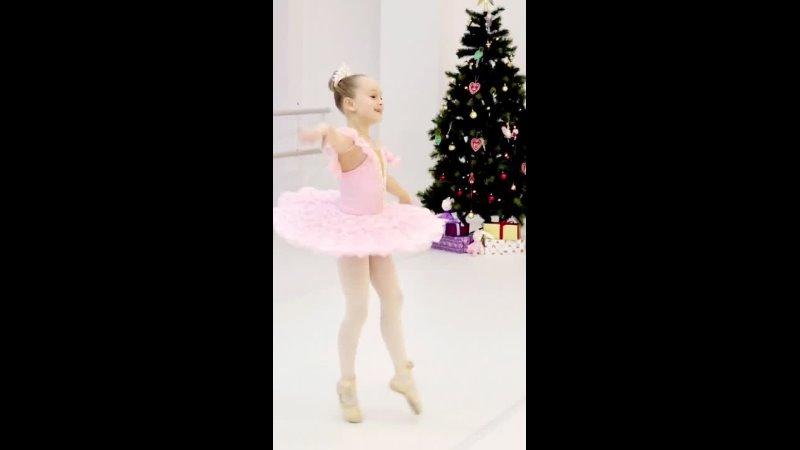 Аврора из балета Спящая красавица