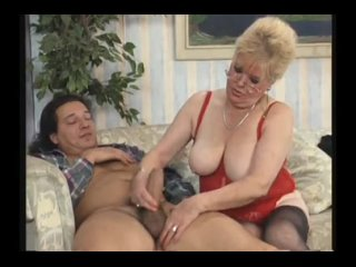 Трахнул старую пышную учительницу Granny Channel Elvira 67 (порно, зрелая, волосатая, mature. grandma, hairy, bbw, retro)